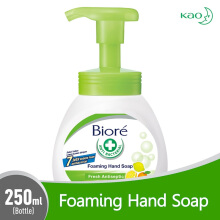 BIORE Hand Soap Fresh Antiseptic Bottle 250 ml