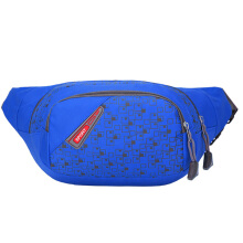 Jantens Rock climbing waterproof nylon outdoor sports pockets Messenger bag pockets Blue