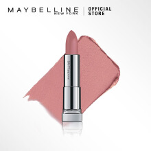 MAYBELLINE Lipstick Color Sensational Powder Matte-BARELYTHR