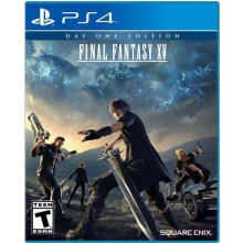 SONY PS4 Game Final Fantasy XV - Day One Edition