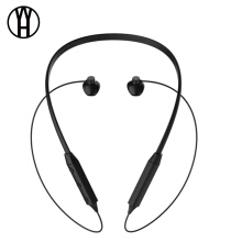 WH HBQ-ix USB Rear-mounted Wireless Ear Hook earphone Sports Headphone Bluetooth 4.2 Stereo Wireless Headset for iphone Video