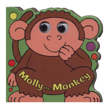 Bug - Molly The Monkey Import Book -  - 9780755482962
