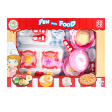 EMCO Lil Chefz Food Box Set Medium Kitchen 9014