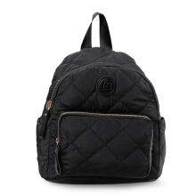 HUER Bella Quilted Backpack 9476-004 Black