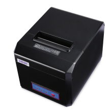 AOSEN HOIN HOP - E801 USB / WiFi / Thermal Receipt Printer Black 186*145*133