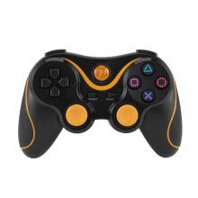 [OUTAD] Bluetooth Wireless Joystick Pad Game Console Controller For Playstation PS3 Orange