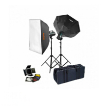 Godox GS300IIE Lighting Kit Black
