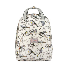 CATH KIDSTON Garden Birds Multi Pocket Backpack - Tas Wanita - Putih Snow White Princess Black