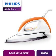 PHILIPS Setrika HD1173/50 - Orange