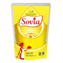 SOVIA Cooking Oil Pouch 2L