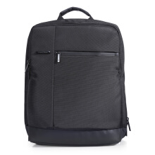 Xiaomi 17L Classic Casual Business Style Men Laptop Backpack for Xiaomi Black
