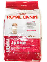 Royal Canin Medium Junior 10 KG - Makanan Anjing / Dog Food