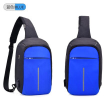 Mairu Tas Selempang Sling Bag Anti Maling Cross Body With USB Charger Support For Iphone Ipad Mini Samsung Tab Tablet 10'' Model