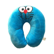 Bless Toys Bantal Leher Blue Cat Dore Blue - BLDR0001