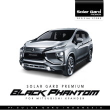 SOLAR GARD Kaca Film Premium Black Phantom for Mitsubishi Xpander