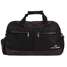 Polo Design Travel bag HI-801 Black Black