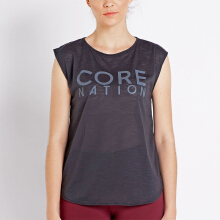 CoreNation Active Core Tank - Black