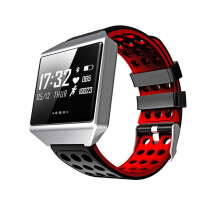 Jantens CK12 Smart Watch ECG Fitness Tracker Heart Rate Blood Pressure Sleep Monitoring Smart Wristbands Waterproof For Android