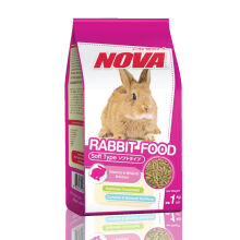 CPPetfood Nova Rabbit Food - 10kg