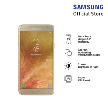 SAMSUNG Galaxy J4 [2/32GB] - Gold