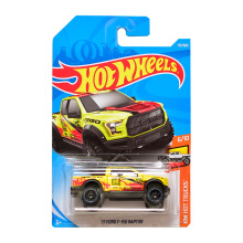 HOTWHEELS Hw Hot Trucks 17 Ford F-15 Raptor 6/10