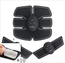 Smart Abdominal Muscle Stimulator Exerciser Trainer Device Muscles Weight Loss  Massager Abdominal stickers