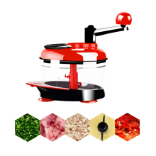 Jantens Multi-Functional Chopper Mincer For Kitchen Cooking Accessorie Tools Red