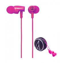 Audio Technica ATH-CLR100 Earphone Pink