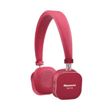 Newmine N-108 Wireless Bluetooth headset For Apple Android phones and IPAD -Red