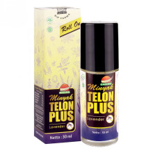 Cap Gading Minyak Telon Plus Roll On - 30ml