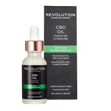 Makeup Revolution Skin Nourishing Oil - CBD OIL (30ml) Others