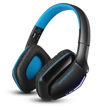 KOTION EACH B3506 Wired Wireless Bluetooth 4.1 Professional Gaming Headphones-Blue