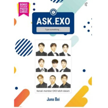 ASK.EXO - Juna Bei - 9786024304225