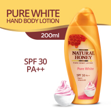 NATURAL HONEY Body Lotion Pure White 200 ml