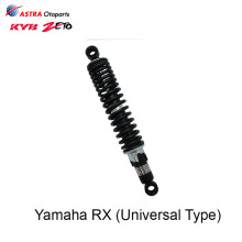 KAYABA Shock Absorber Yamaha RX (Universal Type) - Black (KYOS-OZ71040HZ)
