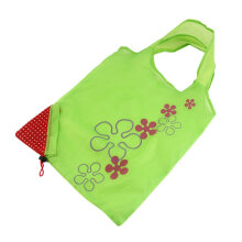 [COZIME] Strawberry Foldable Shopping Bag Tote Reusable Eco Friendly Grocery Bag Others1