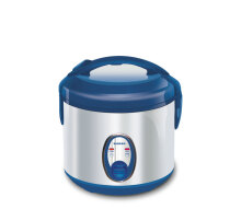 Sanken Magic Com SJ-120SP Rice Cooker - Blue Silver [1 L] Blue Silver
