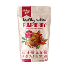 Ladang Lima Gluten Free Pumpberry Cookies 180gr