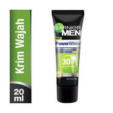 Garnier Men Power White Whitening Serum Cream - 20ml