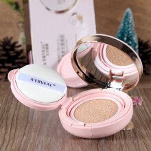 [COZIME] Snail Repair Air Cushion Concealer Moisturizing Bb Cc Cream Nude Makeup Cream Others natural