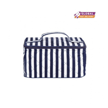 Naraya Stripes Printed Cosmetic Bag L NB-37A/L CP37