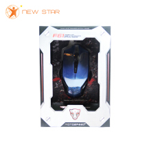 New Star pro gaming mouse F61 (motospeed) Black