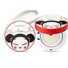 PUCCA LOVE EDITION MOISTURE COVER CUSHION #21 LIGHT BEIGE