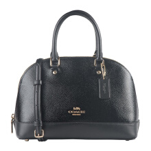 Coach Women's Black Handbag F32019IMBLK