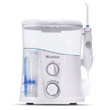 FC188G Dental Flosser Water Jet Oral Care Teeth Irrigator Series  - White