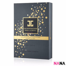 JayJun Gold Snow Black Mask (25ml x 5pcs + 1ml x 5pcs)