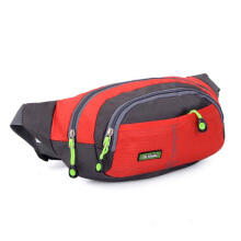 LSLK Fashion pockets large-capacity sports belt jogging cycling bag running bag
