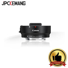 Canon EF Lens to EOS M Camera (Mount Adapter)
