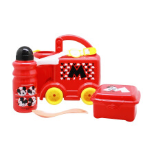 DISNEY Mickey School Box - Red