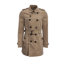 Burberry The Chelsea Medium-Length Trench Coat Outerwear